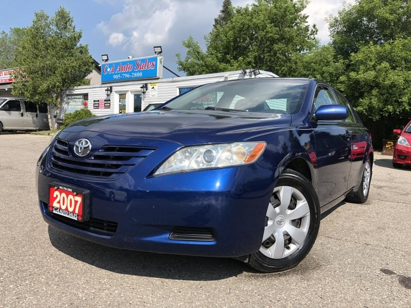 Used 2007 Toyota Camry 4dr Sdn I4 *ACCIDENT FREE* AMAZING CONDITION
