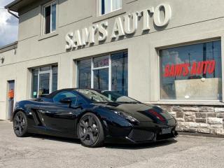 Used 2010 Lamborghini Gallardo 2dr LP560-4 Conv Spyder for sale in Hamilton, ON