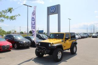 Used 2008 Jeep Wrangler RUBICON for sale in Whitby, ON