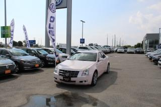 Used 2009 Cadillac CTS 3.6L w/1SB for sale in Whitby, ON
