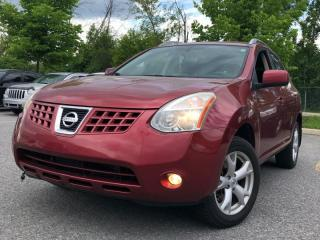 Used 2008 Nissan Rogue AWD 4dr for sale in Mississauga, ON