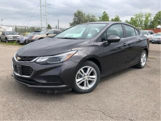 Used 2016 Chevrolet Cruze LT  Bluetooth   Wifi Hotspot  Htd Seats  Alloys  for sale in St Catharines, ON