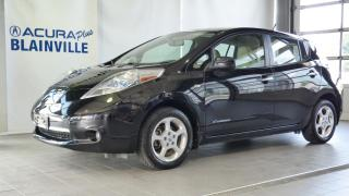 Used 2012 Nissan Leaf Hayon 4 portes SV for sale in Blainville, QC