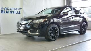 Used 2017 Acura RDX ÉLITE ** AWD ** for sale in Blainville, QC