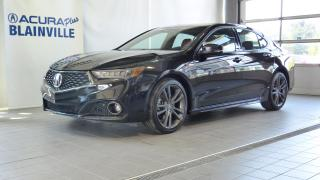 Used 2018 Acura TLX for sale in Blainville, QC