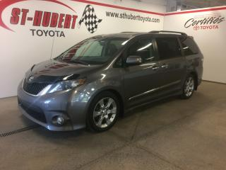 Used 2013 Toyota Sienna Se 8 Passengers for sale in St-Hubert, QC