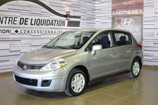 Used 2011 Nissan Versa S for sale in Laval, QC