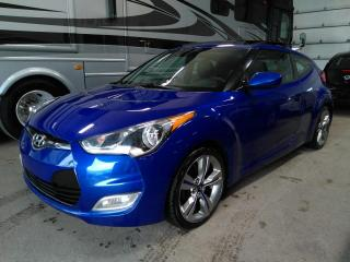 Used 2013 Hyundai Veloster Cuir Toit Pano for sale in Lévis, QC