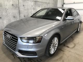 Used 2015 Audi A4 Komfort S-Line for sale in Lévis, QC