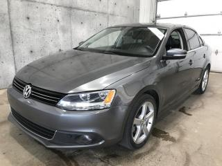Used 2013 Volkswagen Jetta TDI DIESEL HIGHLINE FENDER GPS CUIR TOIT OUVRANT for sale in St-Nicolas, QC