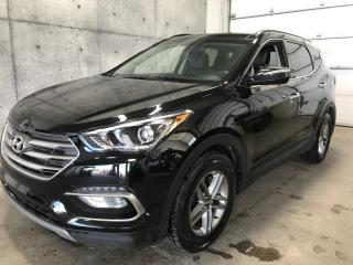 Used 2018 Hyundai Santa Fe Sport SE AWD CUIR TOIT PANORAMIQUE VOLANT ET SIEGES CHAUFFANT CAMERA RECUL BLUETOOTH for sale in St-Nicolas, QC
