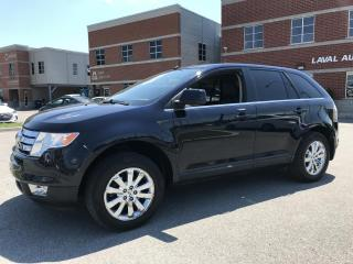 Used 2010 Ford Edge Limited AWD for sale in Laval, QC
