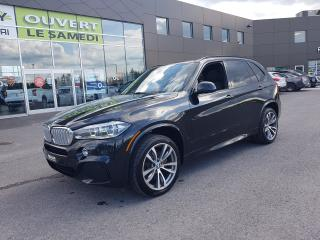Used 2015 BMW X5 xDrive50i, M Package, Showroom !! for sale in Chambly, QC
