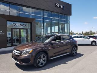 Used 2015 Mercedes-Benz GLA GLA250 4MATIC, Toit Pano,Cam recul, nav for sale in Chambly, QC