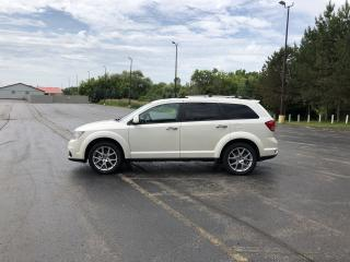 Used 2014 Dodge Journey R/T AWD for sale in Cayuga, ON