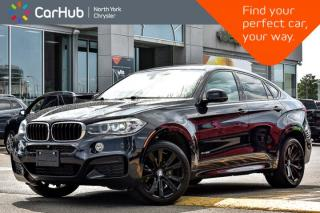 Used 2016 BMW X6 xDrive35i MStyling|Nav|H/KSound|HeadsUpDisp|KeylessGo|Sunroof|DualClimate for sale in Thornhill, ON
