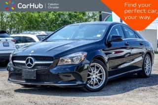Used 2017 Mercedes-Benz CLA-Class CLA 250 4Matic Navi Pano Sunroof Bluetooth Backup Cam Bluetooth Heated Front Seats 17
