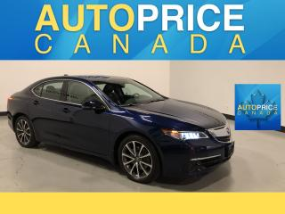 Used 2015 Acura TLX Tech AWD|TECH PKG|NAVI|XENON for sale in Mississauga, ON