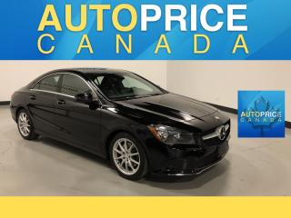 Used 2017 Mercedes-Benz CLA-Class 250 NAVIGATION XENON LEATHER for sale in Mississauga, ON