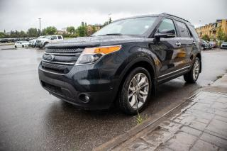 Used 2014 Ford Explorer Limited 3.5L V6 TIVCT, Luxury Seating Package, Technology Package for sale in Okotoks, AB