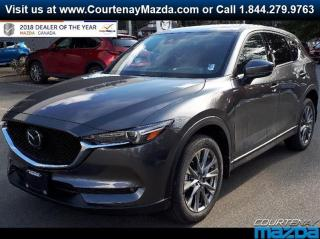 Used 2019 Mazda CX-5 Signature AWD at for sale in Courtenay, BC