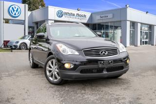 Used 2011 Infiniti EX35 Luxury *LEATHER* *SUNROOF* *AMAZING CONDITION* for sale in Surrey, BC