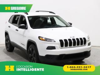 Used 2016 Jeep Cherokee Altitude 4x4 A/c for sale in St-Léonard, QC