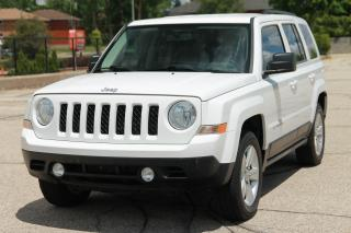 Used 2011 Jeep Patriot Sport/North 4x4  | NO accidents | CERTIFIED for sale in Waterloo, ON