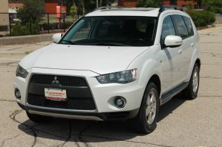 Used 2011 Mitsubishi Outlander LS 4x4 | CERTIFIED for sale in Waterloo, ON