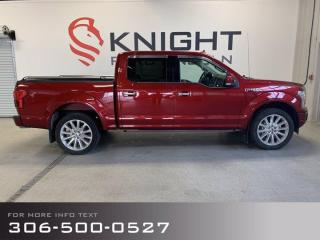 New 2019 Ford F-150 Limited, Rare, Low kms, 1 owner for sale in Moose Jaw, SK