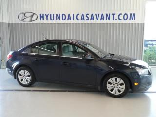 Used 2014 Chevrolet Cruze Berline 4 portes 1LT for sale in St-Hyacinthe, QC