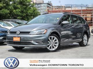 Used 2018 Volkswagen Golf Wagon for sale in Toronto, ON