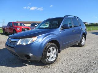 Used 2011 Subaru Forester Familiale 5 portes, boîte automatique, 2 for sale in Lévis, QC