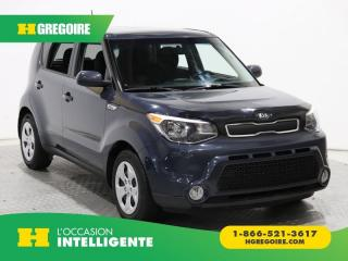 Used 2015 Kia Soul LX A/C GR ELECT for sale in St-Léonard, QC