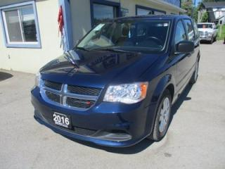 Used 2016 Dodge Grand Caravan FAMILY MOVING SE MODEL 7 PASSENGER 3.6L - V6.. BENCH.. REAR STOW-N-GO.. CD/AUX INPUT.. KEYLESS ENTRY.. ECON-PACKAGE.. for sale in Bradford, ON