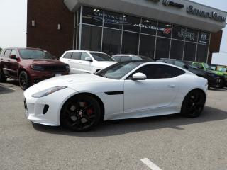 Used 2016 Jaguar F-Type R  NAVI/MOON ROOF/REAR CAMERA/ ONLY 27,000 KMS for sale in Concord, ON