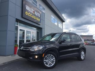 Used 2016 Volkswagen Tiguan 2016 Volkswagen for sale in St-Georges, QC