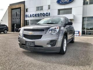 Used 2012 Chevrolet Equinox LS for sale in Orangeville, ON