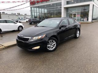 Used 2013 Kia Optima LX for sale in Red Deer, AB
