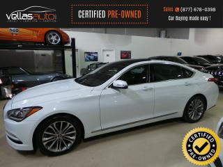 Used 2015 Hyundai Genesis 3.8 Technology 3.8 TECHNOLOGY PKG| PANO RF| NAVI| AWD for sale in Vaughan, ON