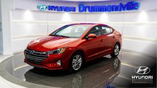 Used 2019 Hyundai Elantra PREFERRED + 49$ / SEM + MAGS + APPLE CAR for sale in Drummondville, QC