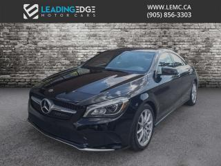 Used 2018 Mercedes-Benz CLA-Class 250 Premium Package for sale in Woodbridge, ON