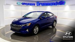 Used 2019 Hyundai Elantra PREFERRED + 46$ / SEM + MAGS + APPLE CAR for sale in Drummondville, QC
