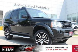 Used 2011 Land Rover LR4 Well maintained one owner trade. Clean carfax! for sale in Toronto, ON