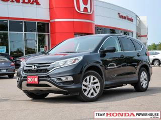 Used 2016 Honda CR-V EX-*1 OWNER|SUNROOF|ALLOY WHEELS|HEATED SEATS* for sale in Milton, ON
