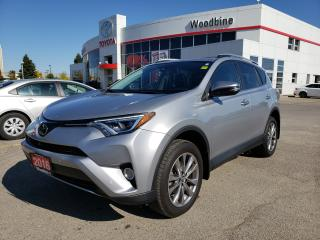 Used 2016 Toyota RAV4 Limited AWD | Leather for sale in Etobicoke, ON