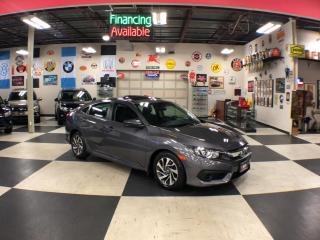Used 2017 Honda Civic Sedan EX AUT0 A/C SUNROOF BACKUP CAMERA BLUETOOTH for sale in North York, ON