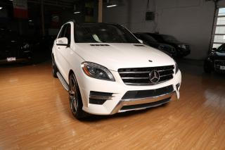 Used 2014 Mercedes-Benz ML-Class 4MATIC 4dr ML 350 BlueTEC for sale in Toronto, ON