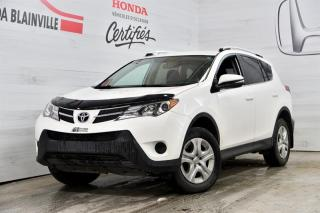 Used 2015 Toyota RAV4 LE AWD for sale in Blainville, QC