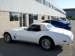 Used 1975 Chevrolet Corvette for sale in Guelph, ON